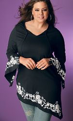 ladieswear from plus size shopping